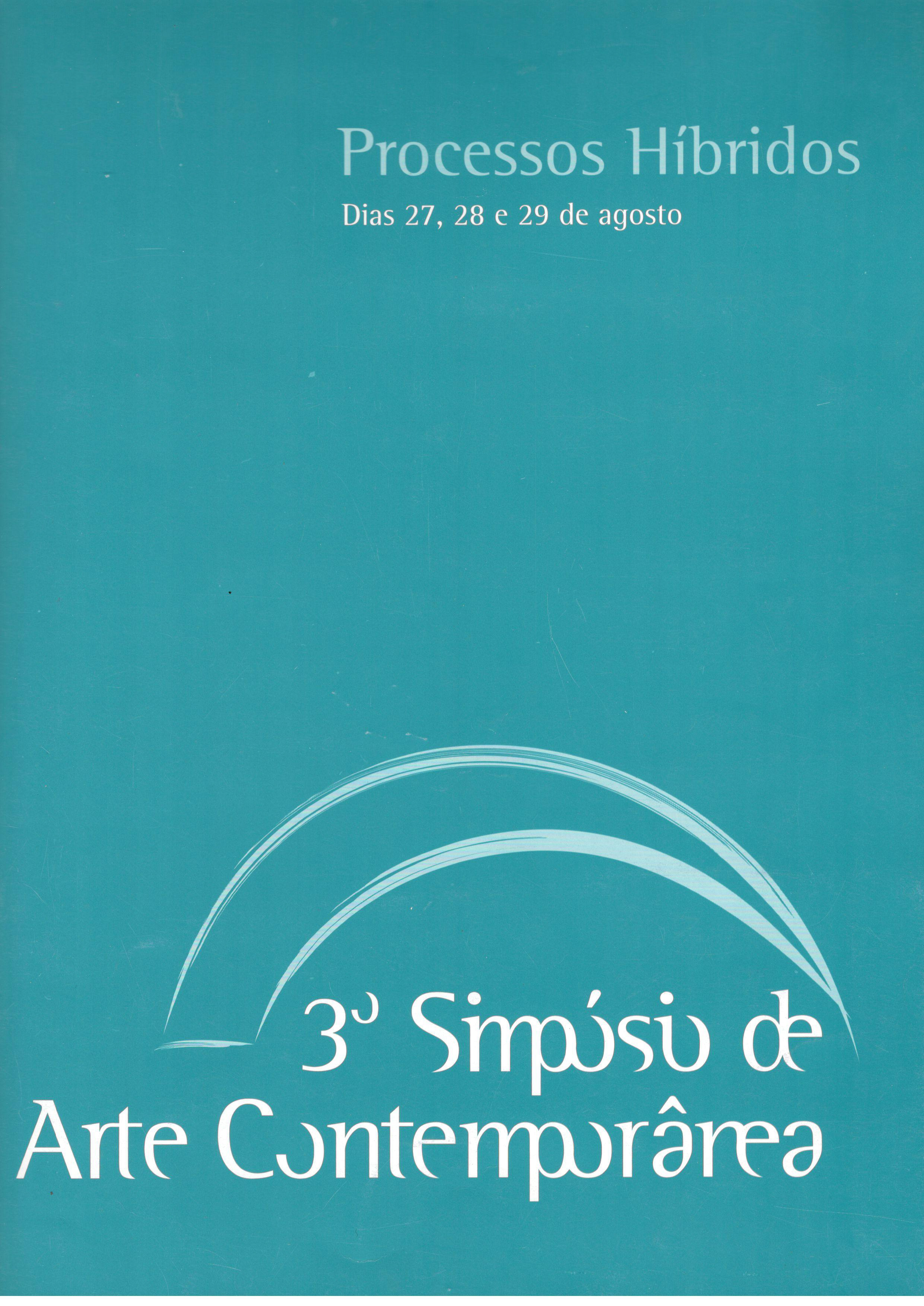 3 simposio de arte contemporanea 2008 1 flayer