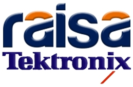 logo raisa-tektronix